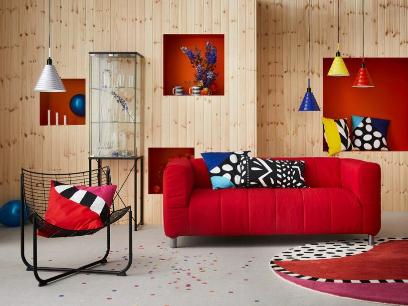 IKEA's 75th Anniversary GRATULERA Collection 70-80エディション 写真:イケア