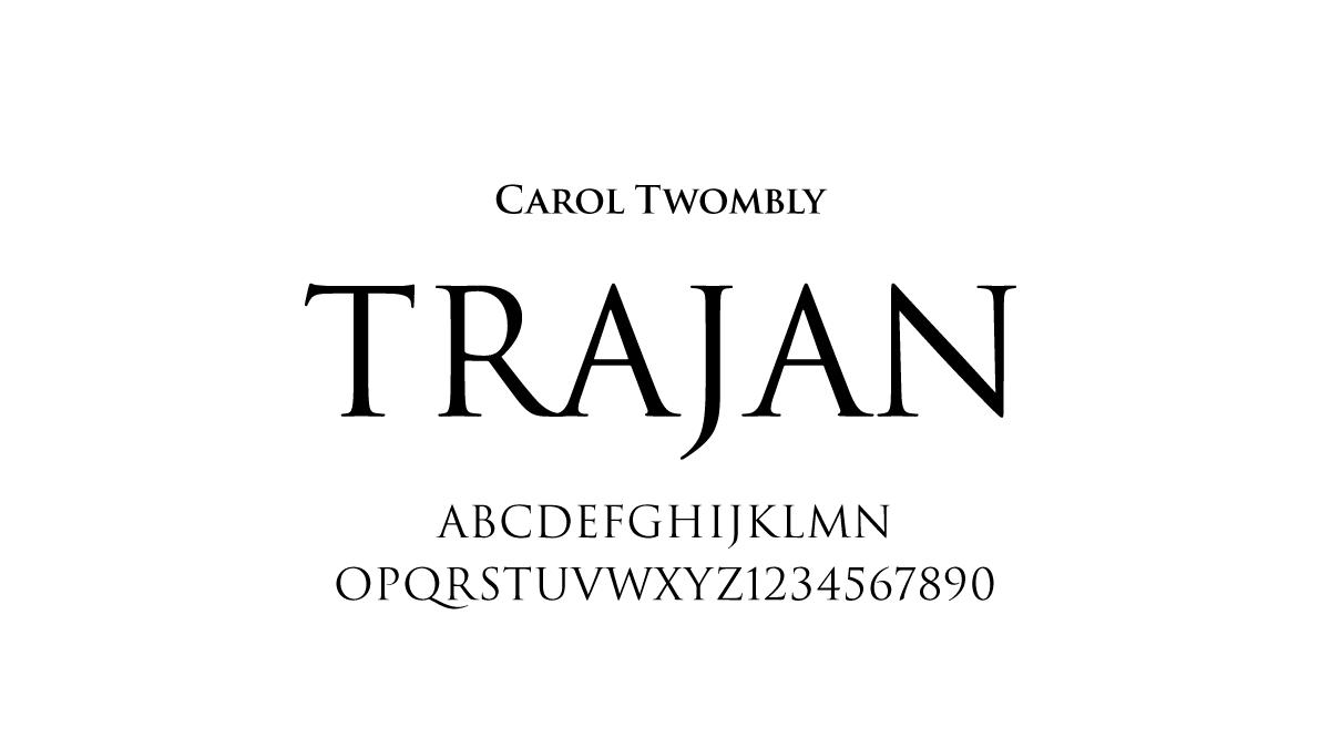 Trajan(トレイジャン)