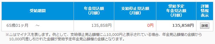 足りない年金2000万円3