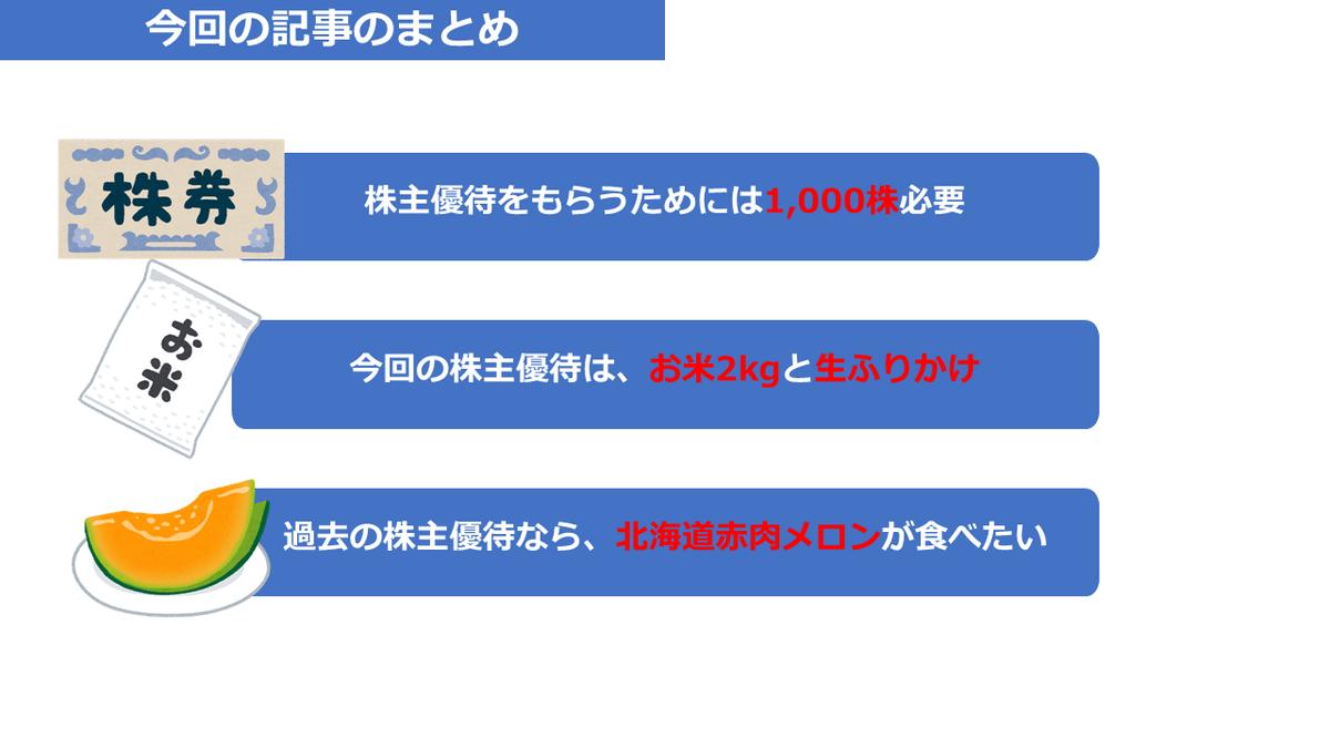ヘリオステクノ株主優待6