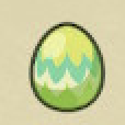 葉っぱの卵