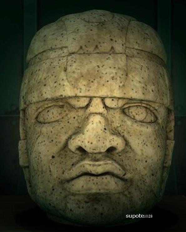 石頭の彫刻