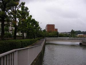 潮橋からの眺め