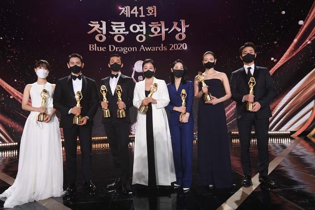 韓国映画 第41回青龍映画賞
