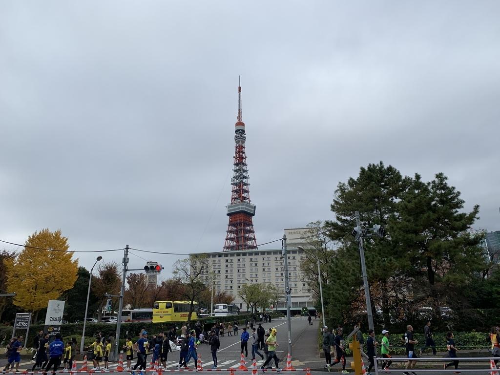 minatoシティハーフマラソン2018