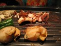 [Cooking]イカ2ハイ焼いて食べた
