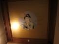 [devsumi2010] 目黒雅叙園のトイレ個室の天井