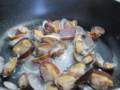 [Cooking]アサリを白ワインで蒸す