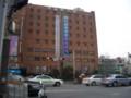 [旅][韓国]ハミルトンホテルに泊まりました