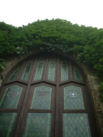 麻布十番-安藤記念教会会堂