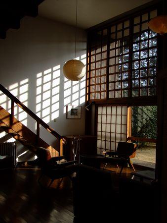 江戸東京たてもの園 −前川邸LD