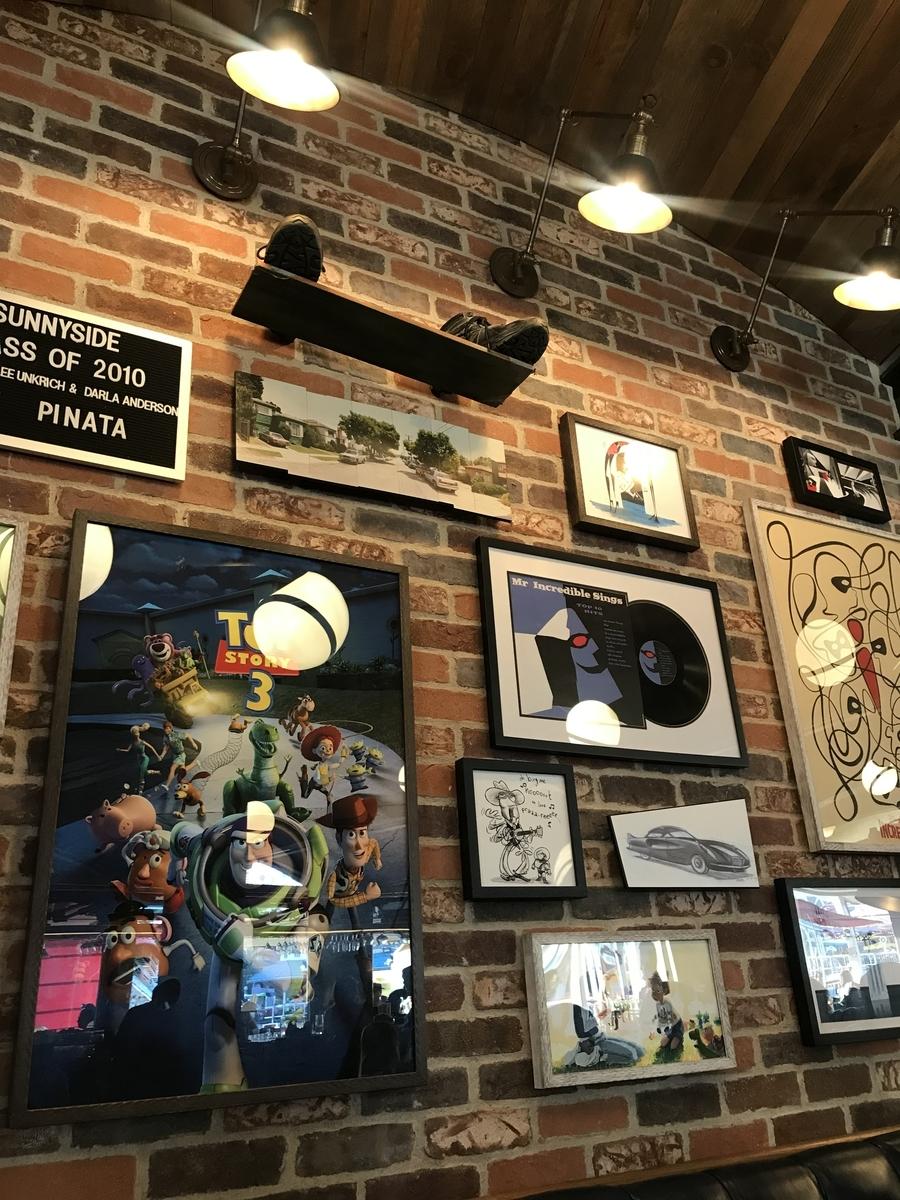 ランプライトラウンジ,lamp light lounge,カリフォルニアディズニー