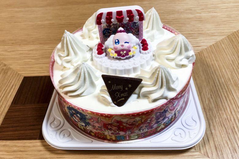 ケーキ全体像