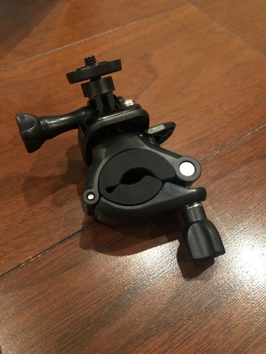 Insta360 ONE X ポール設置用マウント