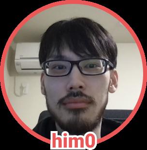 him0 の顔写真