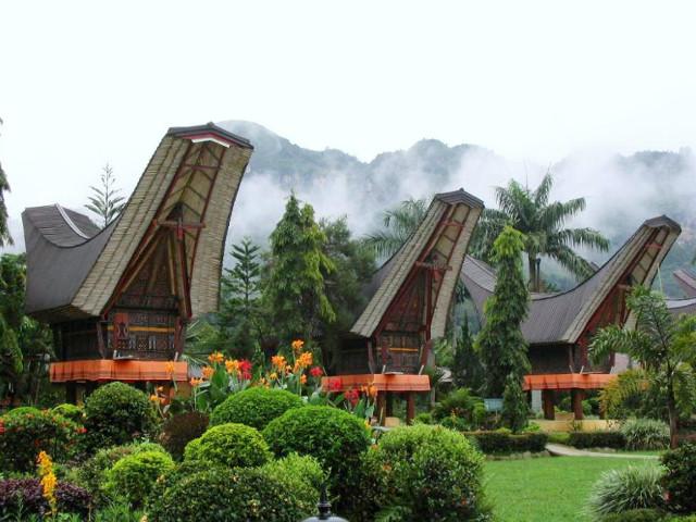 インドネシアの建築物