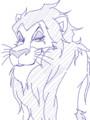 130218 出銭のライオンおじさん