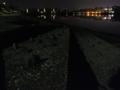 [風景]10.09.11 夜の運河