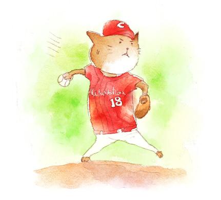 野球を見るようになった