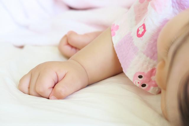娘が産まれて10か月
