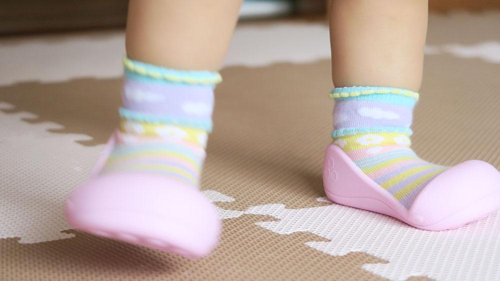 11ヶ月で歩き始めた娘