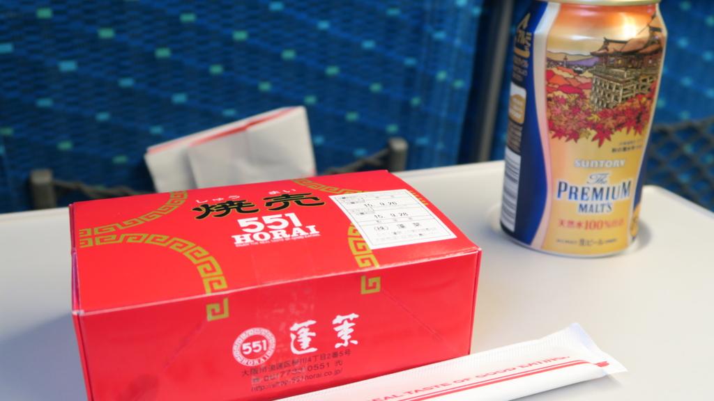 新大阪駅から新幹線に乗り込むときの鉄板!激ウマグルメ