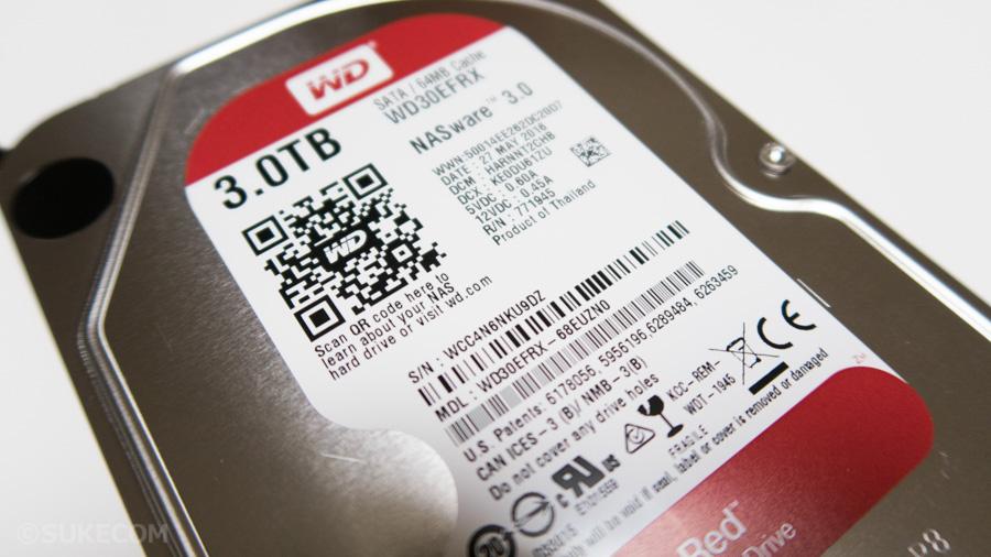 Synology DiskStation DS216jを購入