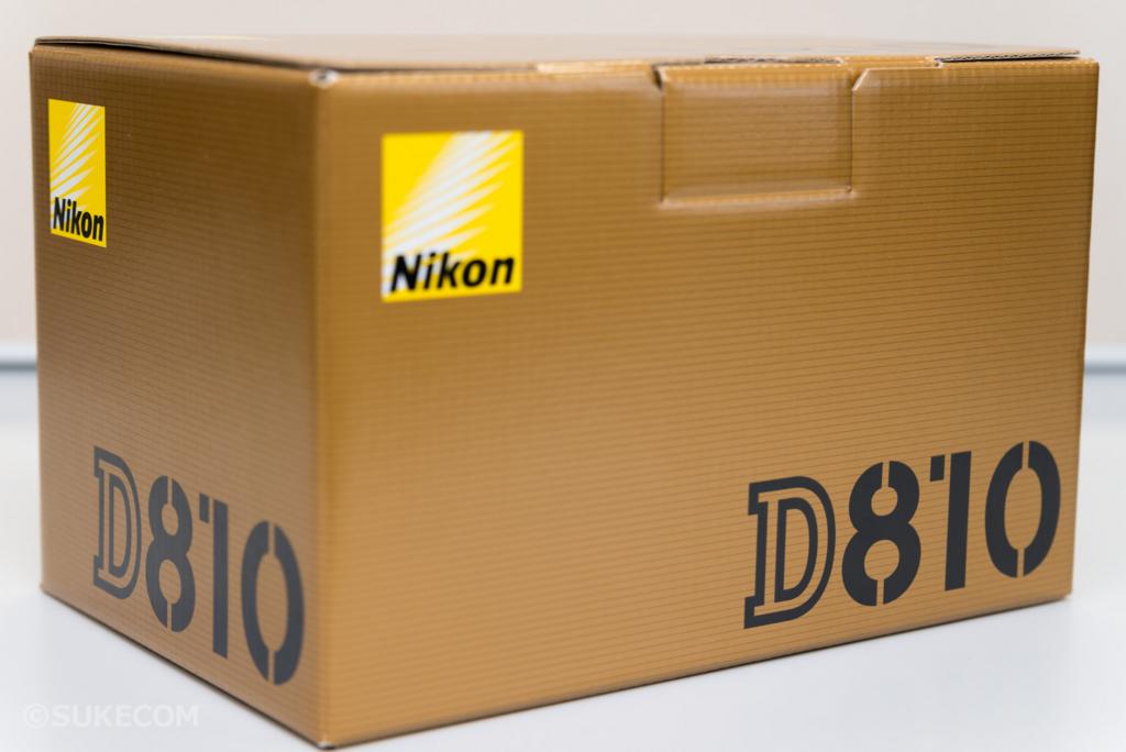 D810を購入