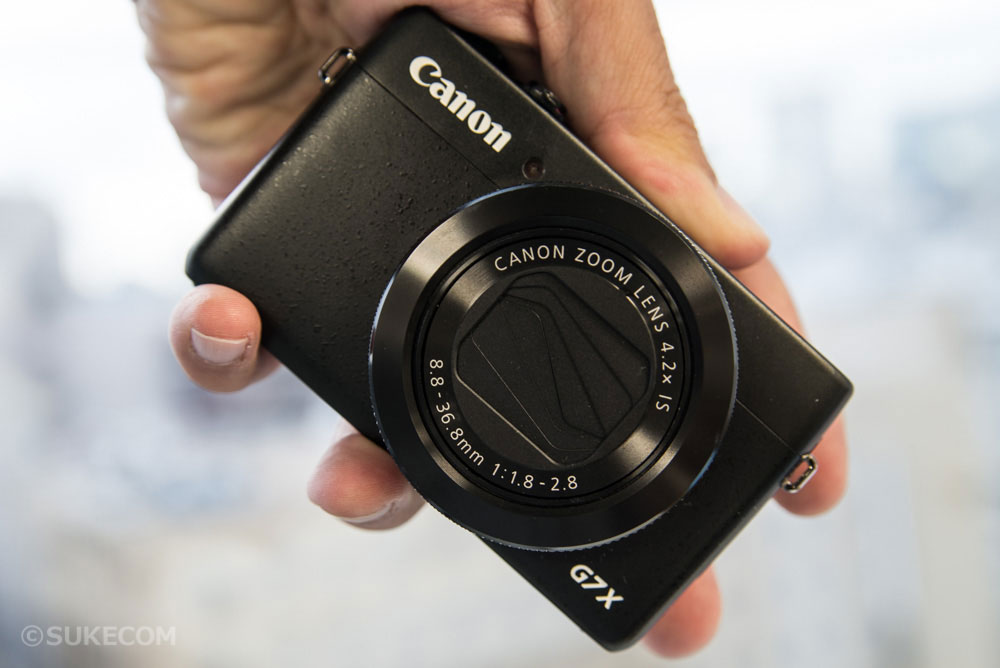 1型センサー搭載コンパクトデジタルカメラの魅力を伝えたい