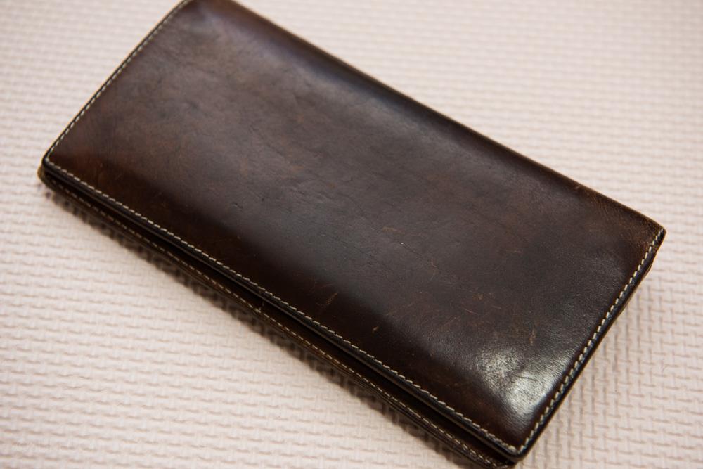 10年使った長財布