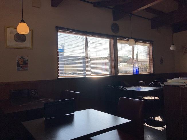 喫茶あくび 店内の様子2