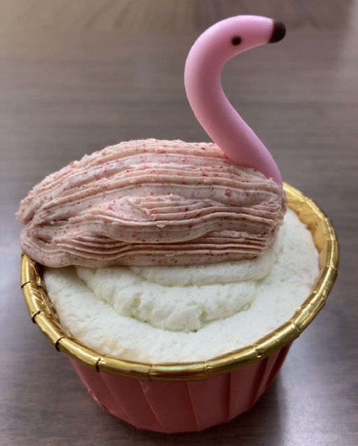The Ugly Ducklingのカップケーキ 米津玄師