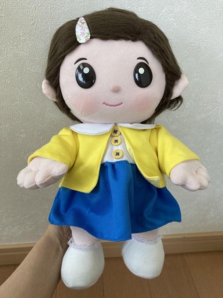 音声認識人形 「いっしょに脳トレおりこうのんちゃん」使用レビュー