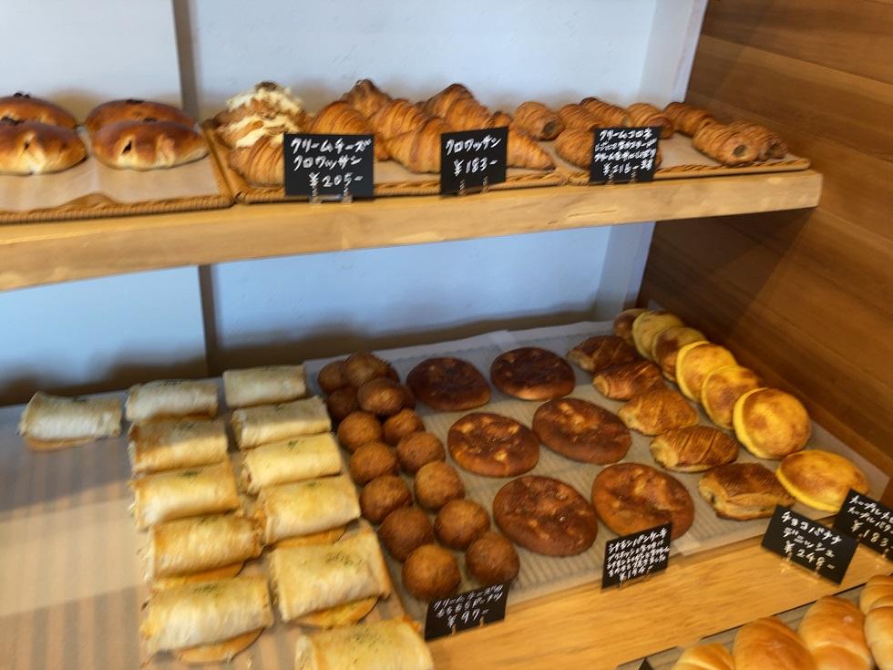 Le・Lapin(ル・ラパン)のクロワッサン生地のパン