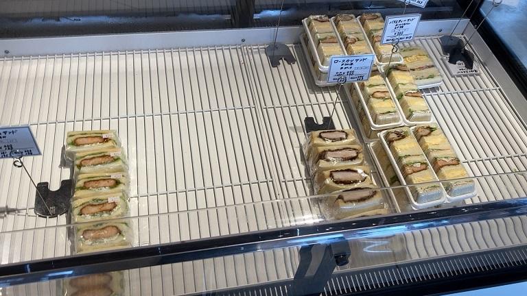 ベーカリーパオのパンが並んでいる様子5