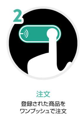Amazonダッシュボタンをクリック