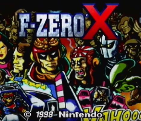 F-ZEROX