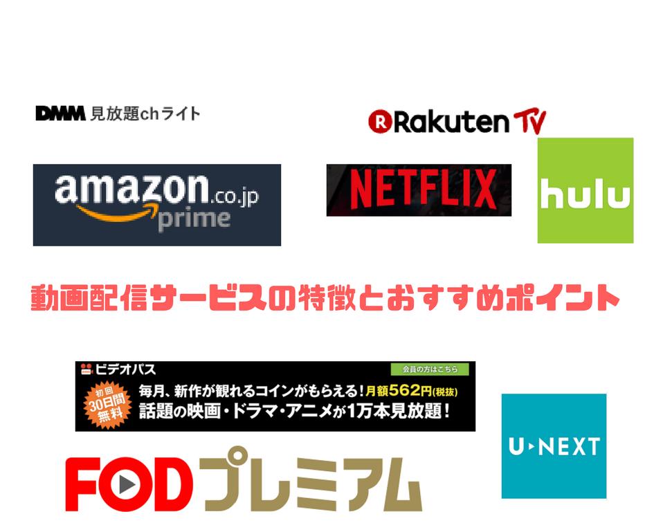 動画配信サービスの画像