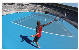スポナビライブ テニス