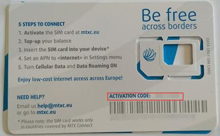 SIMカード裏側画像