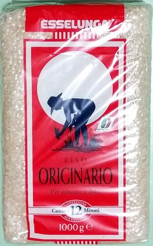 il riso originario