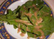 2006.7.3ルッコラサラダ