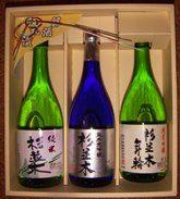 2006.11.06プレゼントの日本酒