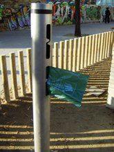 2007.3.20バルセロナのうんP袋