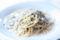 2008.10.10いろいろ茸のペーストトリュフ風味のクリームスパゲティ