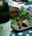 2008.12.24クリスマスディナー2