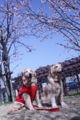 2009.3.18詩音ちゃん&アポロ