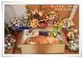 2010.6.11お花に囲まれて