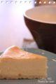 2010.9.1カフェKEL・チーズケーキ