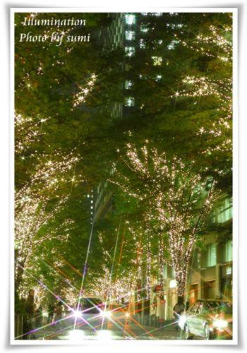 2013.10.29有楽町Illumination1